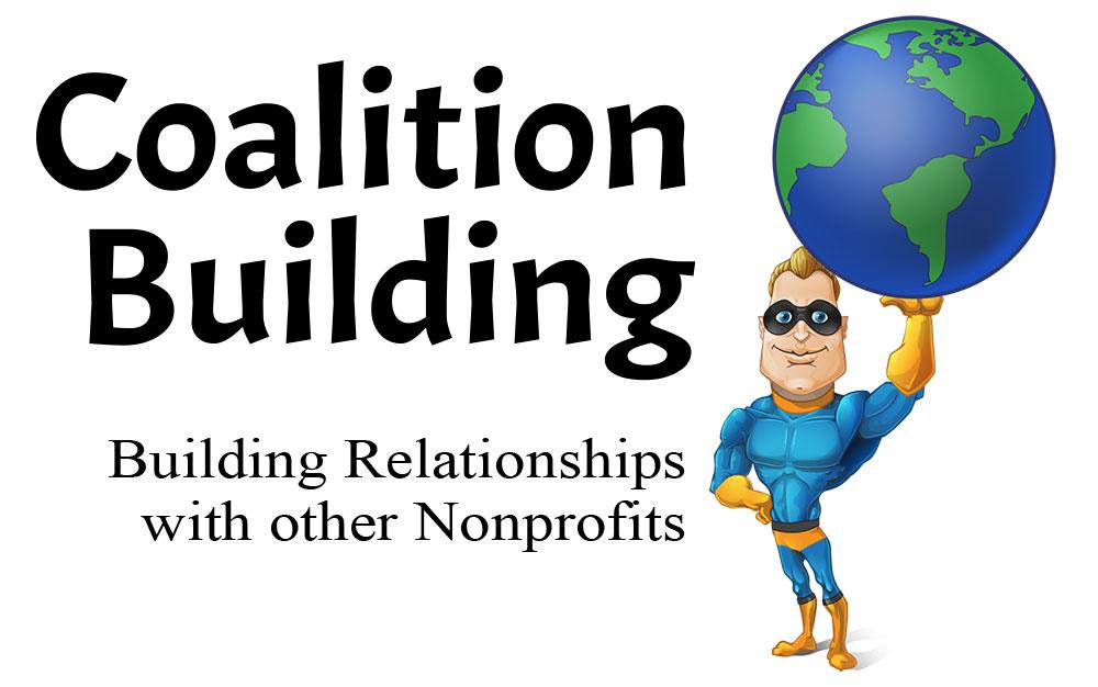 Build a Nonprofit Coalition