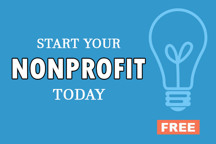 How to start a nonprofit - free course