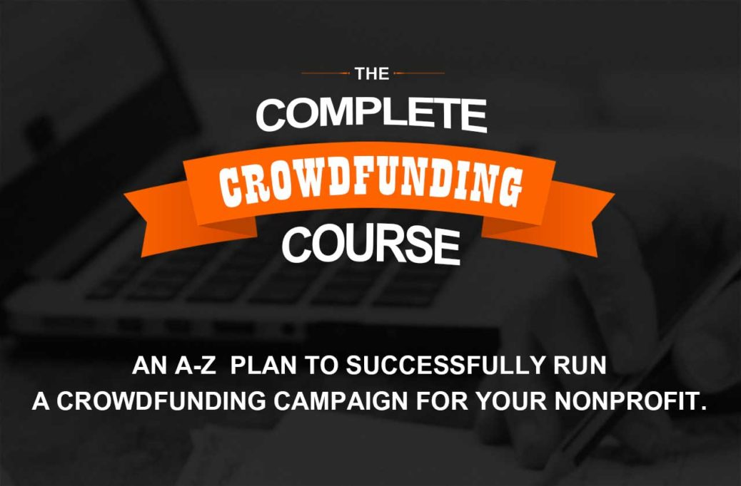Online Crowdfunding Course