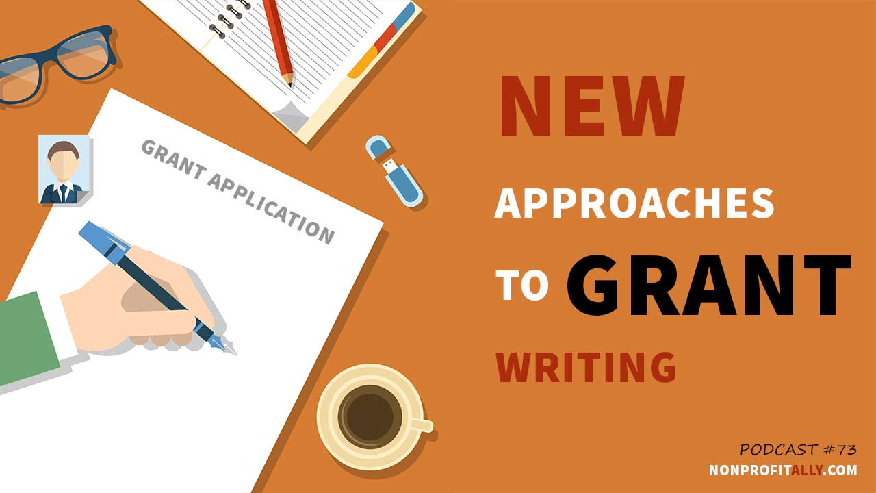 New Grant Writing Tips