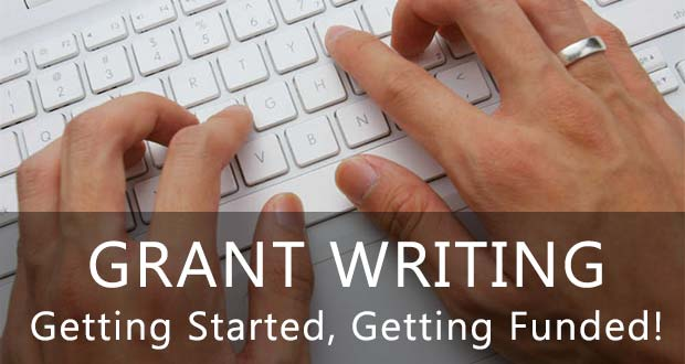 learn how to write a grant