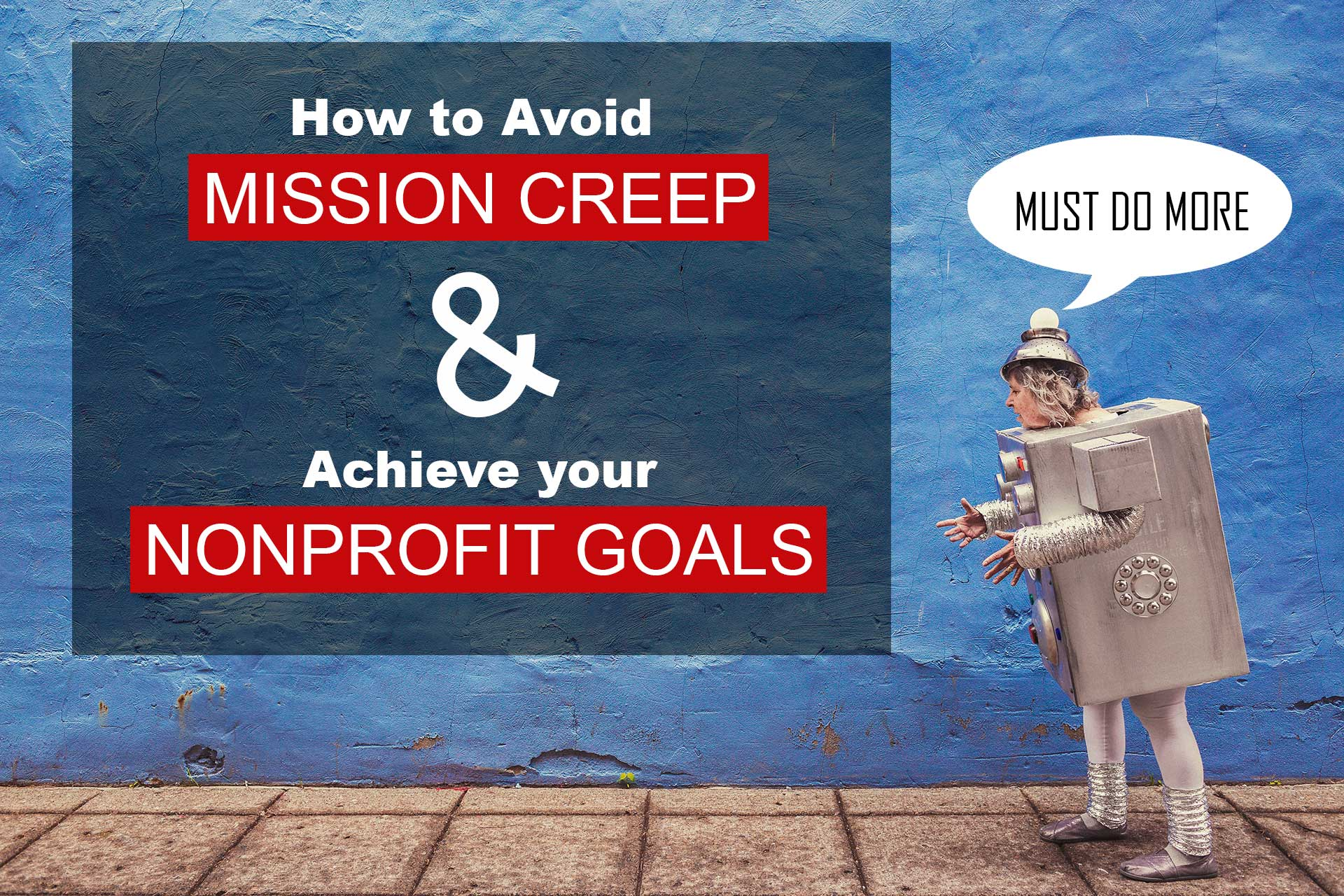 How to Avoid Mission Creep with Liana Downey