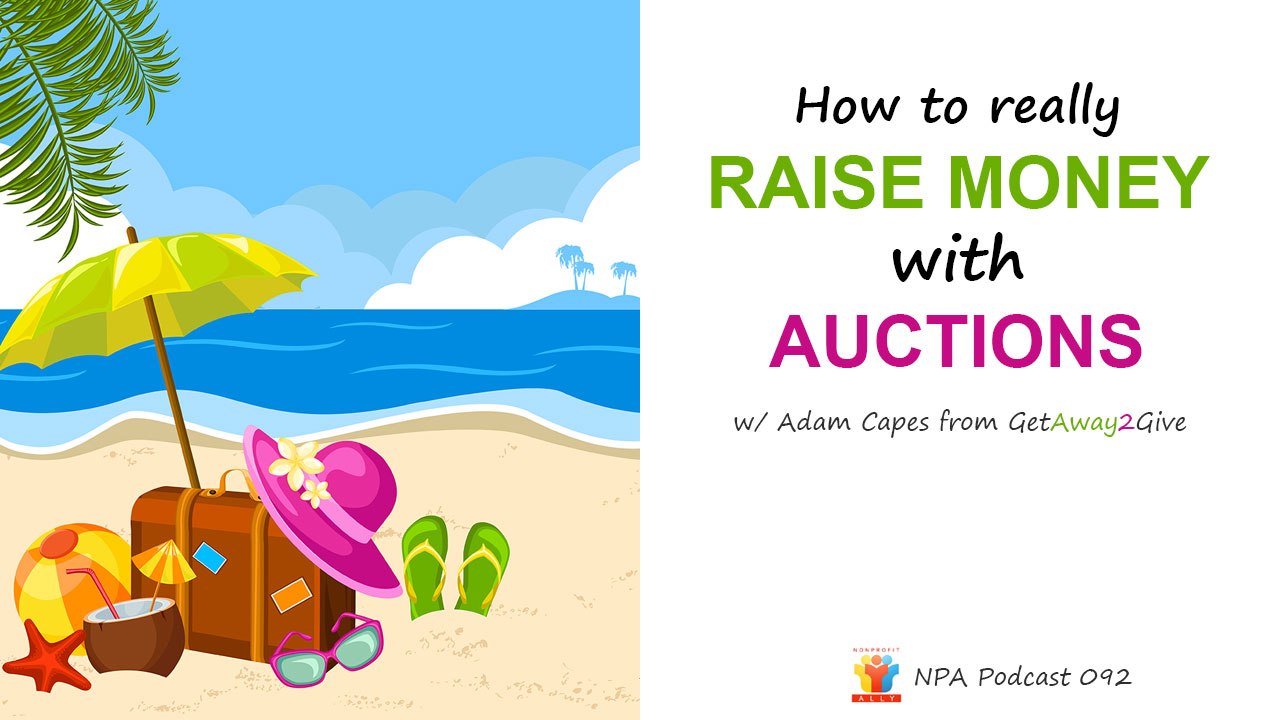 Fundraising with Auctions