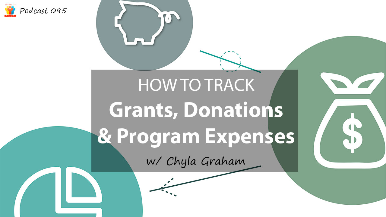 How to track grants - Nonprofit bookkeeping